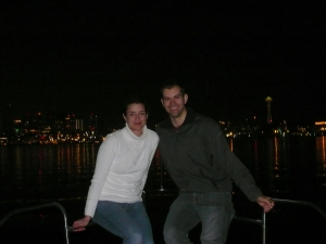 On Lake Union