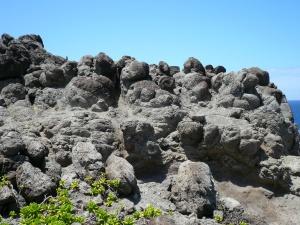 Molten Mt Rushmore