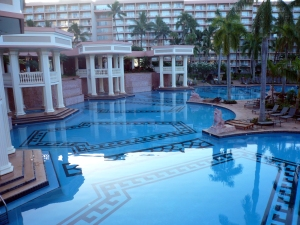 3 of 5 swim-up spas