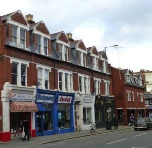 St Margaret's High Street