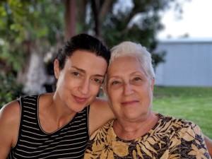 mum and me Feb 2018