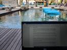 Poolside Ubud