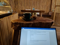 My fave coffee shop in Bali