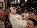 Dinner out in Ubud