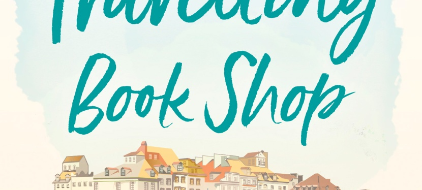 Cover Reveal Aria's Travelling Book Shop by Rebecca Raisin