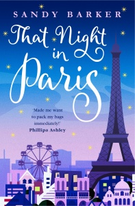 That Night in Paris Cover I