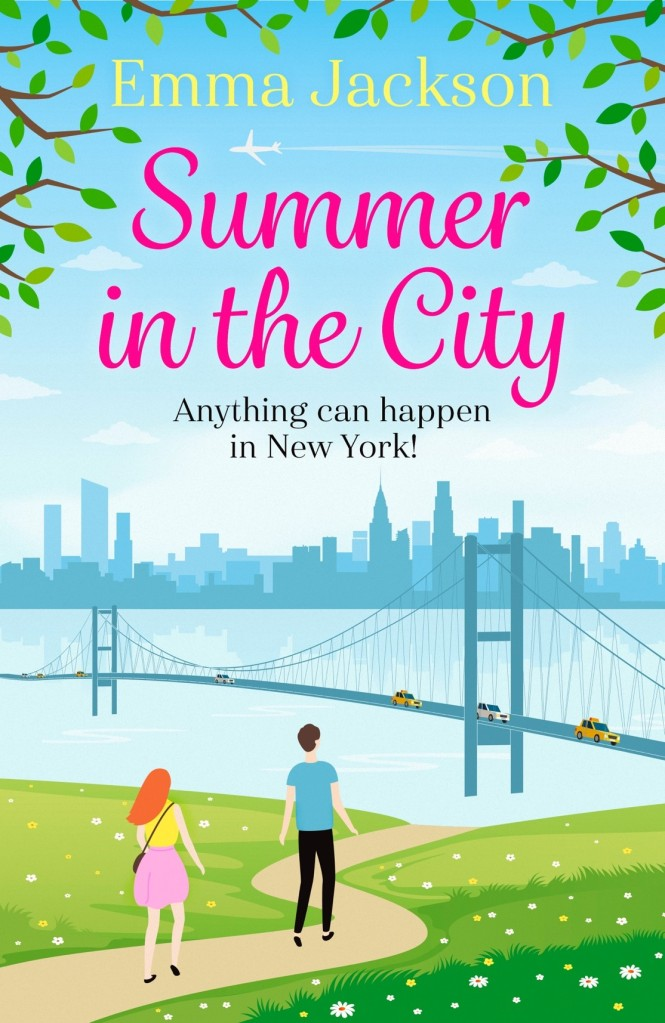 Summer in the City_cover