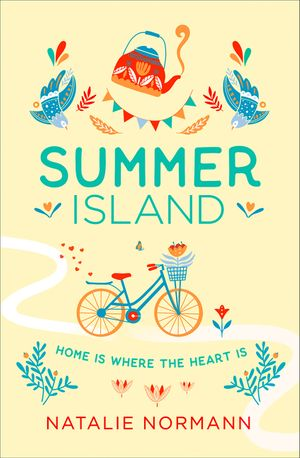 Summer Island cover