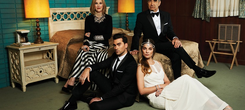 Why Schitt's Creek is the perfect TV show