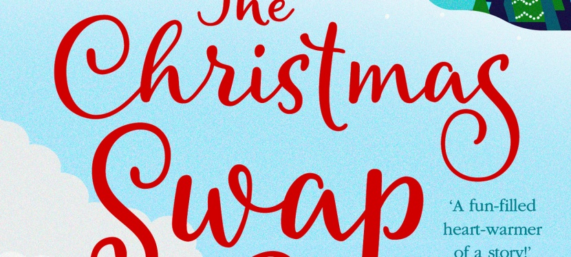Cover Reveal: The Christmas Swap