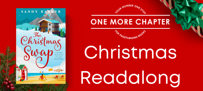 The Christmas Swap #OMCReadalong with One More Chapter