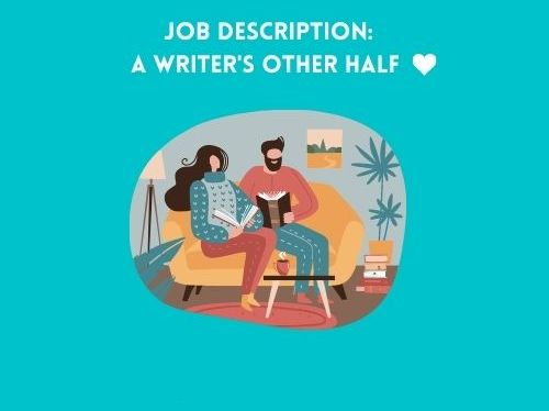 The Writer's Other Half – Job Description #Writer